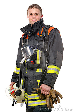 Free Firefighter Stock Photography - 19511902