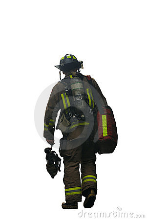 Free Firefighter Stock Photography - 3412102