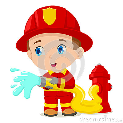 Free Firefighter Royalty Free Stock Photo - 35081145