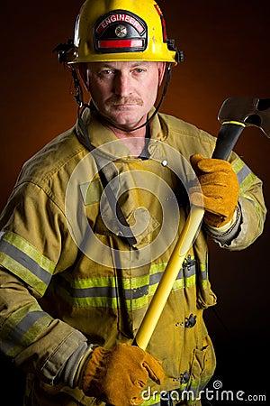 Firefighter Fireman