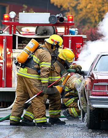 Free Firefighters Stock Photo - 267720