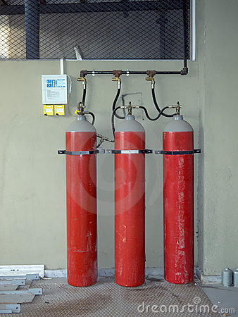 Firefighting system