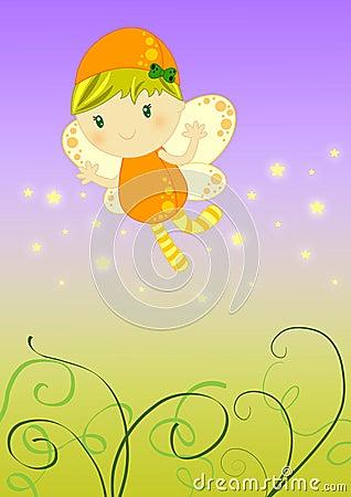 Firefly fairy