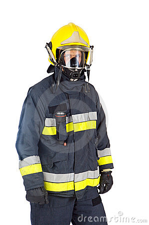 Free Fireman Royalty Free Stock Photography - 1485517