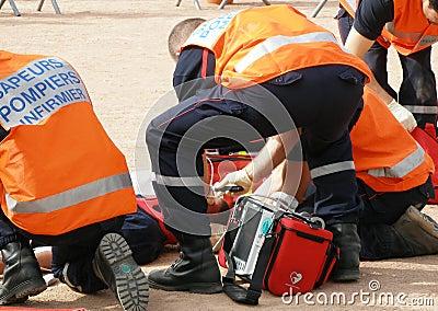Fireman french