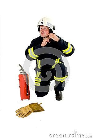 Fireman protective equipment