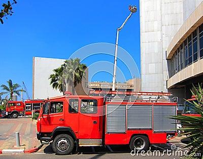 Firemen Rescue Mission