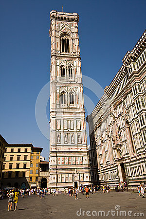 Firenze Editorial Stock Image