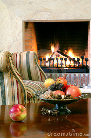 Free Fireplace Stock Images - 1068834