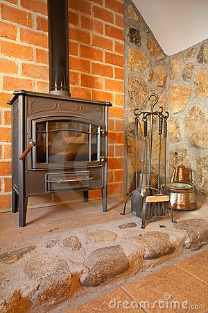 Free Fireplace Stock Images - 2566624