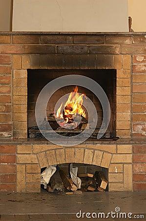 Free Fireplace Stock Photos - 659613