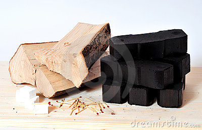 Firewood fuel energy