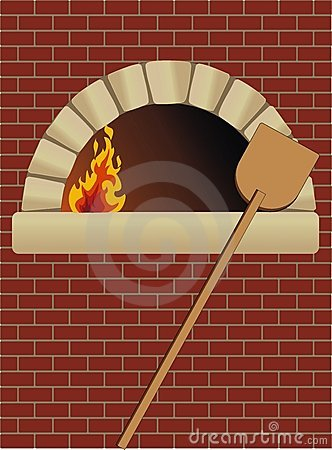 Firewood oven