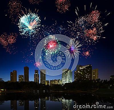 Free Firework Stock Photos - 19055943