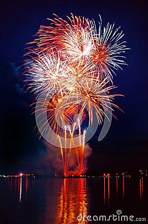Free Firework Stock Photo - 24995390