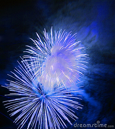 Free Firework Stock Image - 4132841
