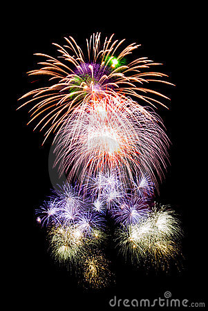 Free Firework Royalty Free Stock Photography - 5594777