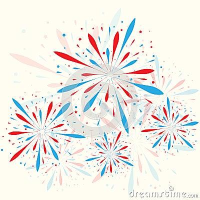 Free Firework Background Royalty Free Stock Photo - 56774865