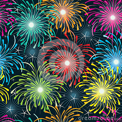 Firework Seamless Pattern_eps
