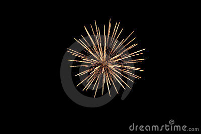 Fireworks Royalty Free Stock Images - Image: 1066719
