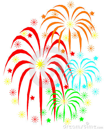 Free Fireworks Stock Image - 10914051