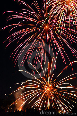 Free Fireworks Royalty Free Stock Image - 159056