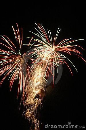 Free Fireworks Royalty Free Stock Photography - 159057