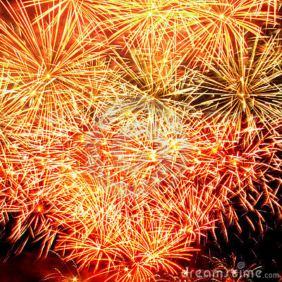 Free Fireworks Stock Photography - 1648072