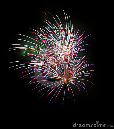 Free Fireworks Royalty Free Stock Photography - 16801687