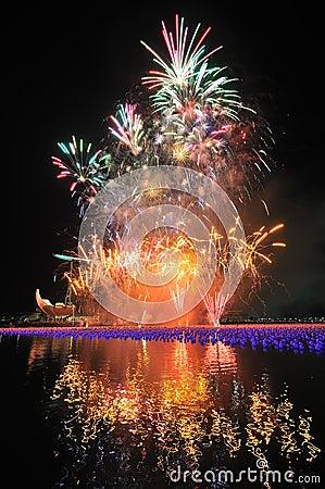 Free Fireworks Royalty Free Stock Photo - 17793765