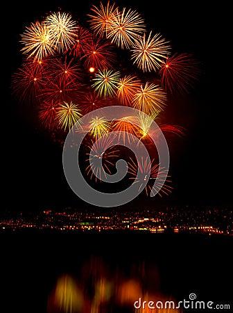 Free Fireworks 2 Stock Photos - 938993