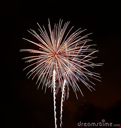 Free Fireworks Royalty Free Stock Photos - 208898