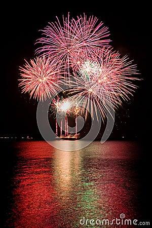 Free Fireworks Stock Photo - 2643170