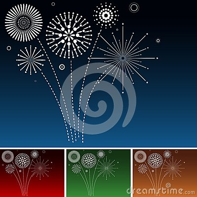 Free Fireworks Stock Photography - 26590512