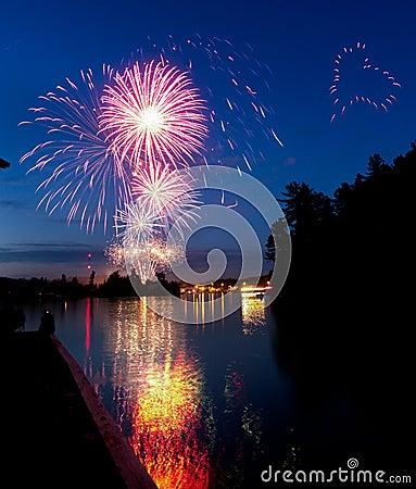 Free Fireworks Royalty Free Stock Image - 27717986