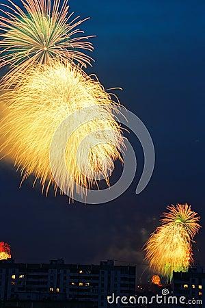 Free Fireworks Royalty Free Stock Photos - 288378