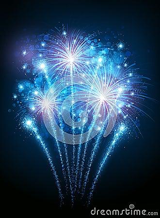 Free Fireworks Royalty Free Stock Photo - 34681805