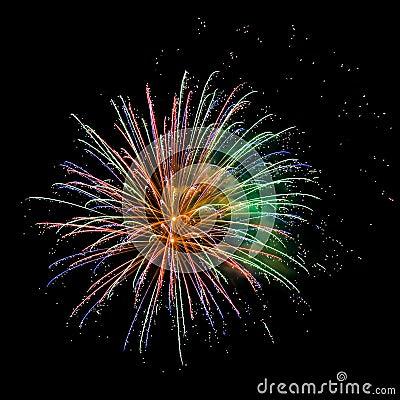 Free Fireworks Stock Photos - 3965983