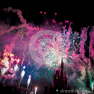 Free Fireworks Royalty Free Stock Images - 47878239
