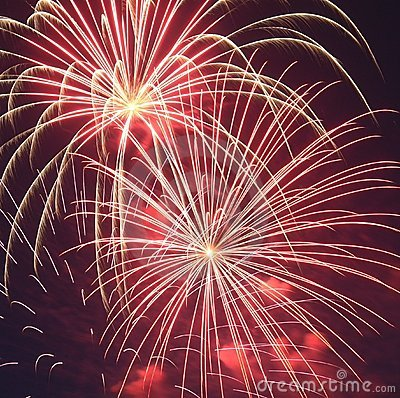 Free Fireworks Royalty Free Stock Photography - 5665507