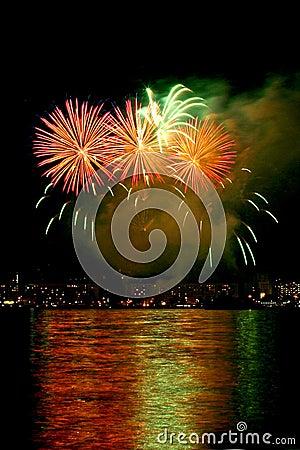 Free Fireworks 6 Stock Photos - 516173