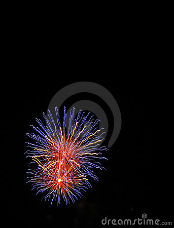 Free Fireworks At Event Royalty Free Stock Photo - 6745885