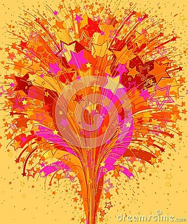 fireworks background image. fireworks background for