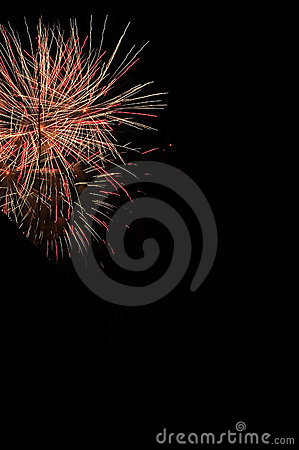 Free Fireworks Burst Stock Photography - 167582