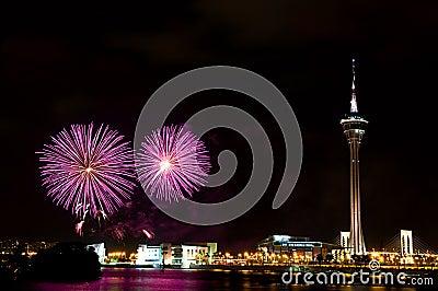 Fireworks Display Contest
