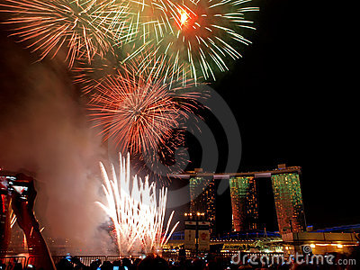 Fireworks Display & MBS
