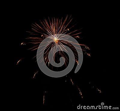 Free Fireworks Explosion Stock Photo - 11712300