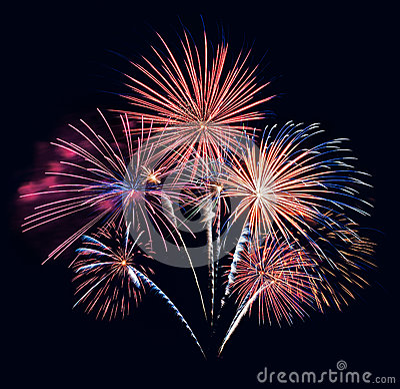Fireworks Five