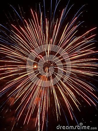 Fireworks Show VI