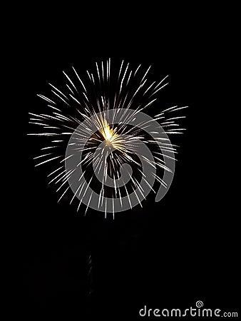 Fireworks Show X
